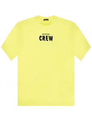 图案t恤 od Balenciaga