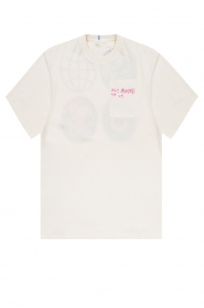 Printed t-shirt od MCQ