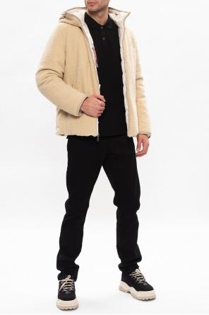 Branded polo shirt od Alexander McQueen
