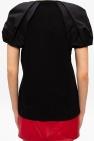 Alexander McQueen Puff sleeve T-shirt