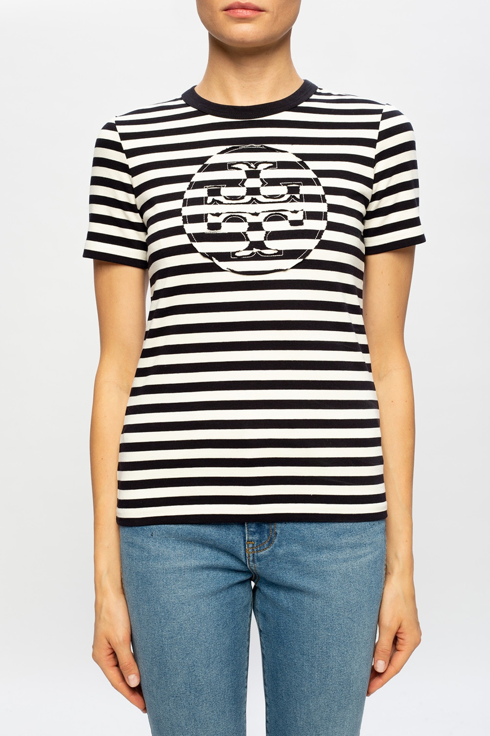 Tory Burch T-shirt with logo