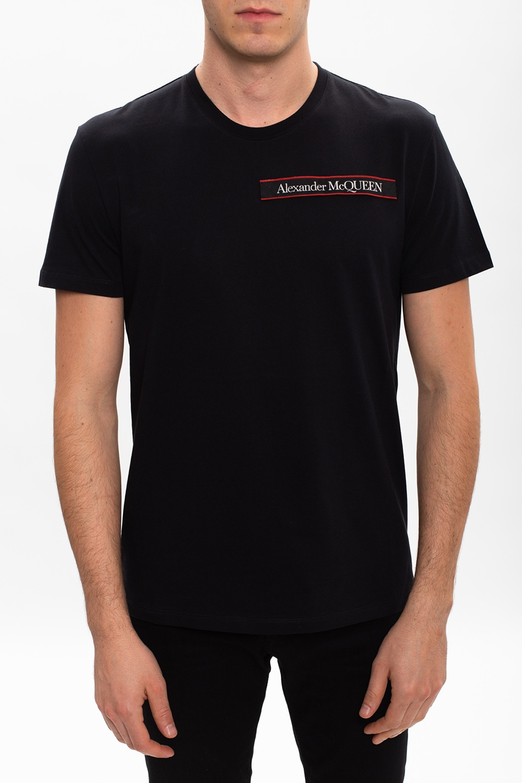 Alexander McQueen Logo T-shirt
