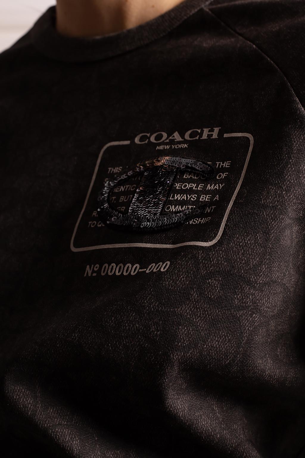 Coach Coach x Champion