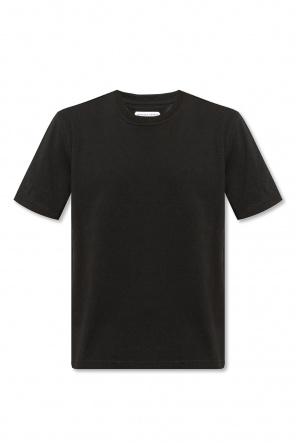 Cotton t-shirt od Bottega Veneta
