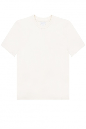 Cotton t-shirt od Bottega Veneta