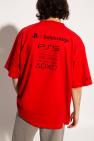 Balenciaga T-shirt z logo