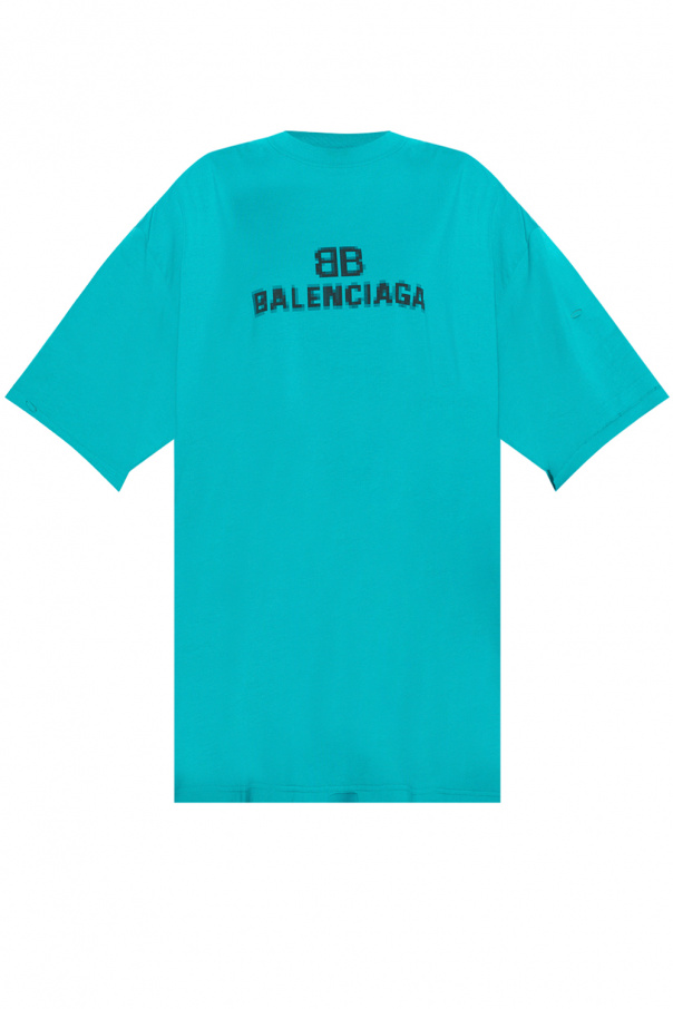 Balenciaga T-shirt typu 'oversize'