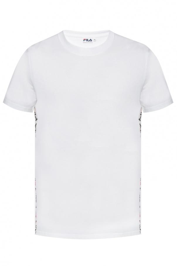 Fila T-shirt z nadrukowanym logo