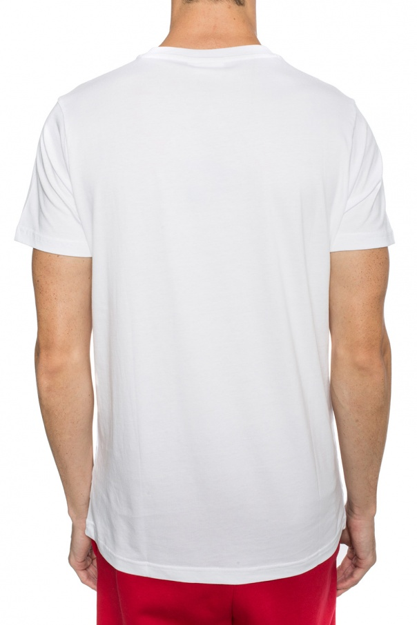 Logo-printed t-shirt od Fila