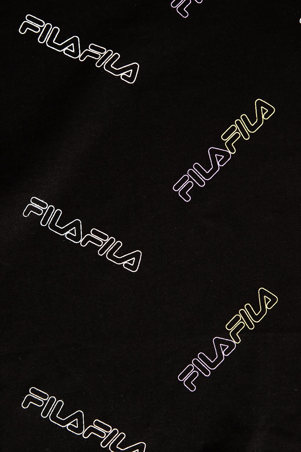 Fila Kids Krótki t-shirt z logo