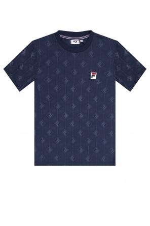 Logo t-shirt od Fila