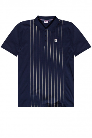 Polo shirt with logo od Fila