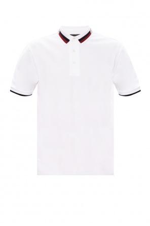 Polo shirt with logo od Emporio Armani