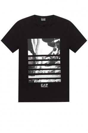 Printed t-shirt od EA7 Emporio Armani