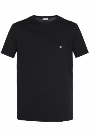 Embroidered t-shirt od Dior