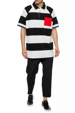 Striped polo shirt od Burberry