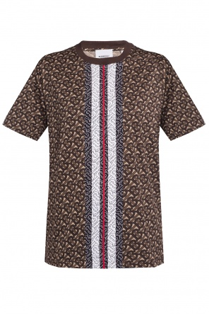 Patterned t-shirt od Burberry