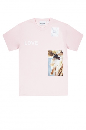 Printed t-shirt od Burberry