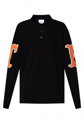 Long-sleeved polo shirt od Burberry
