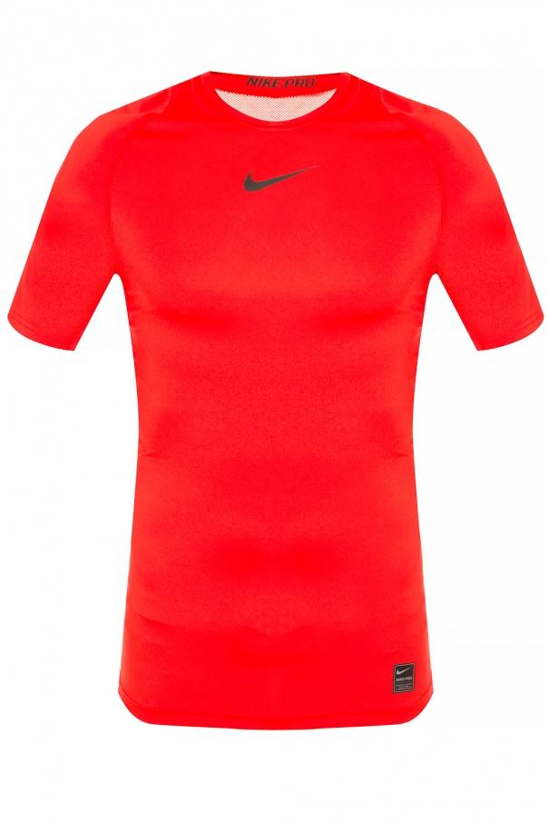 e8971b50dbb118 Logo-printed performance T-shirt Nike - Vitkac shop online