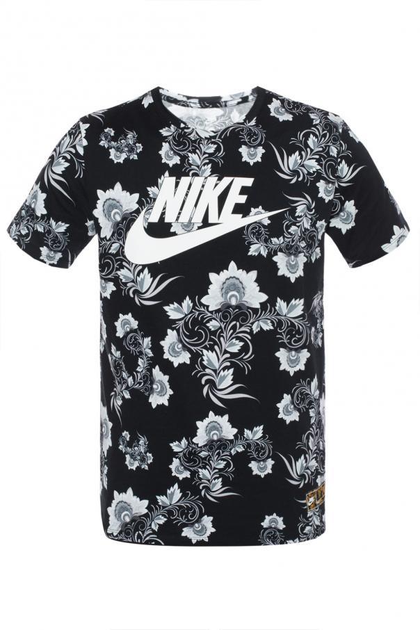 hot sales buy popular best place Floral motif T-shirt Nike - Vitkac shop online