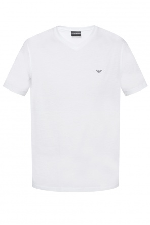 Branded t-shirt two-pack od Emporio Armani