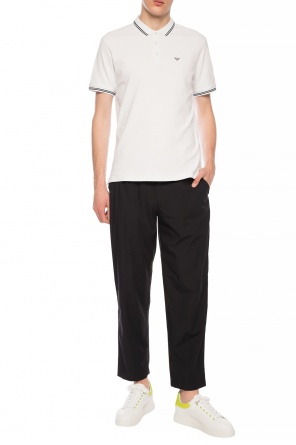 Polo shirt with logo od Emporio Armani