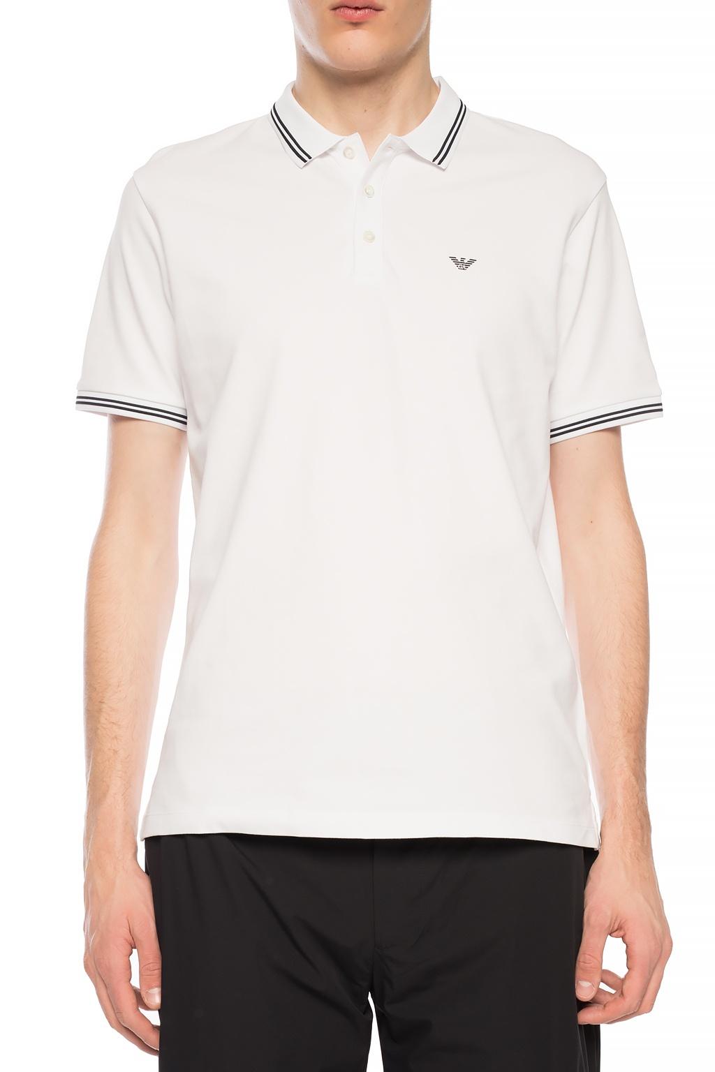 Emporio Armani Polo shirt with logo