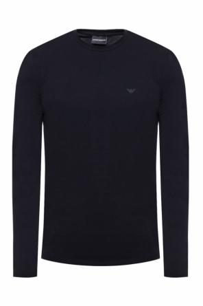 Long sleeved t-shirt od Emporio Armani