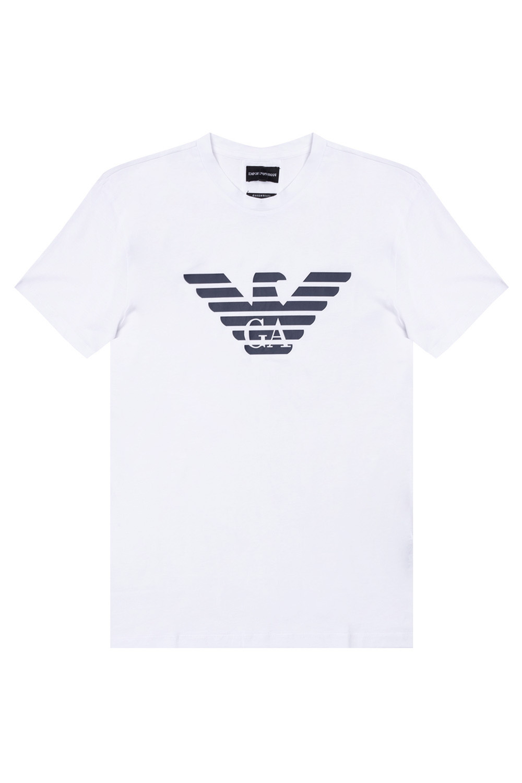 Emporio Armani Logo-printed T-shirt