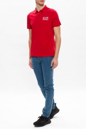 品牌马球衫 od EA7 Emporio Armani