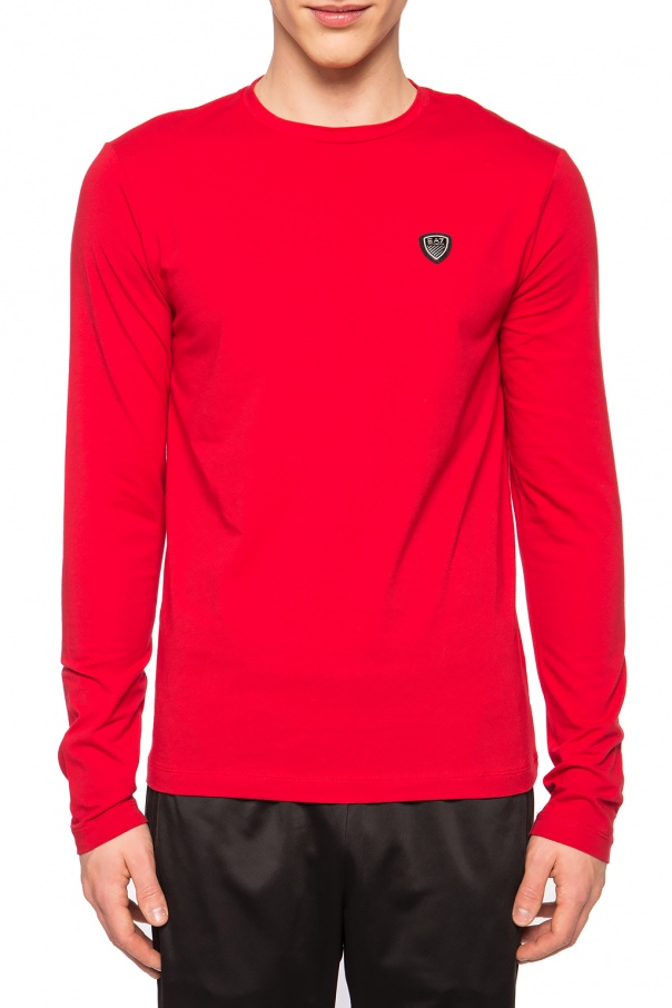 Long sleeve t-shirt od EA7 Emporio Armani