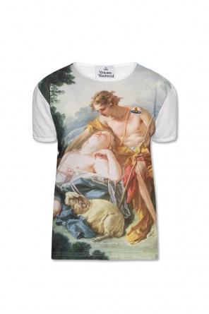 Printed t-shirt od Vivienne Westwood
