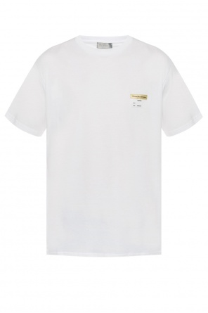 Logo-patched t-shirt od Dior