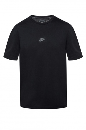 T-shirt with a printed logo od Nike