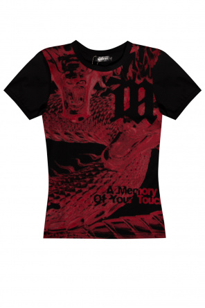'a touch' t-shirt od MISBHV