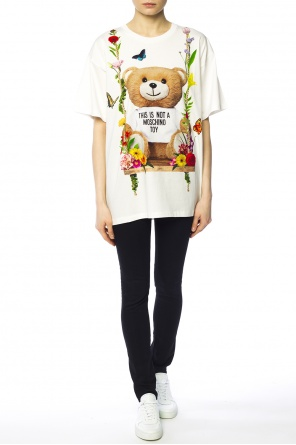 Teddy bear t-shirt od Moschino