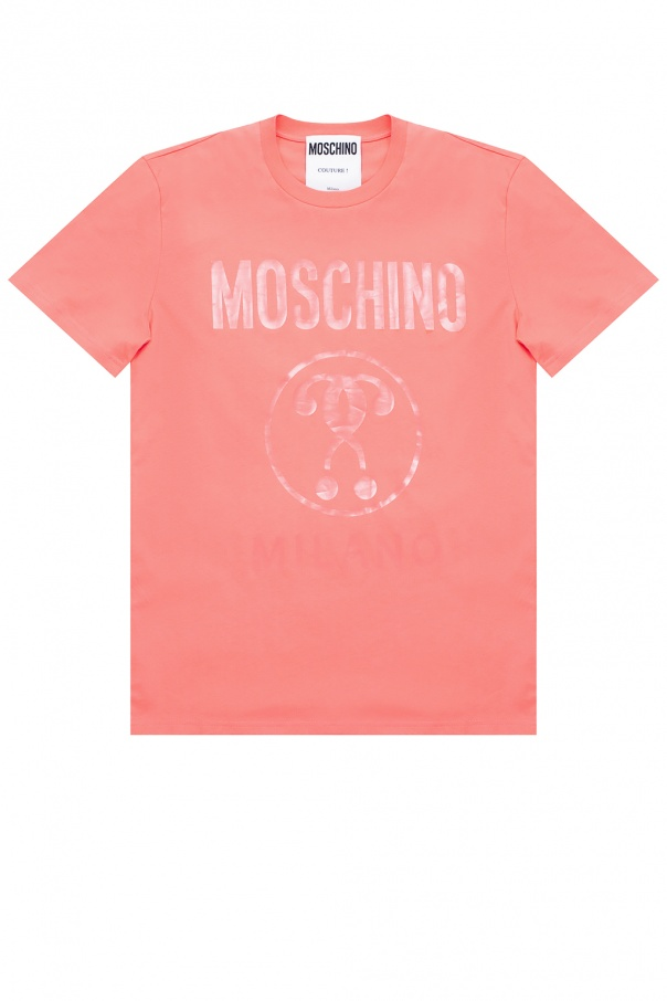 Moschino T-shirt with logo