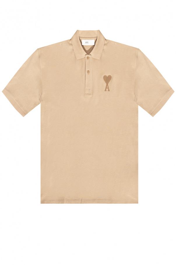 Ami Alexandre Mattiussi Polo shirt with logo