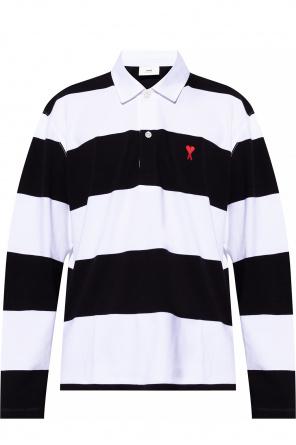Long-sleeved polo shirt od Ami Alexandre Mattiussi