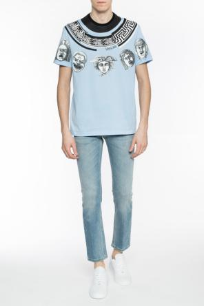Patterned t-shirt od Versace