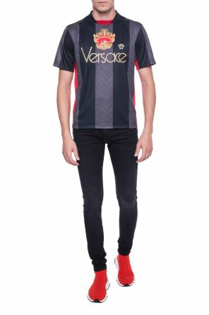 Striped t-shirt od Versace