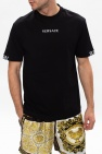 Versace T-shirt with logo