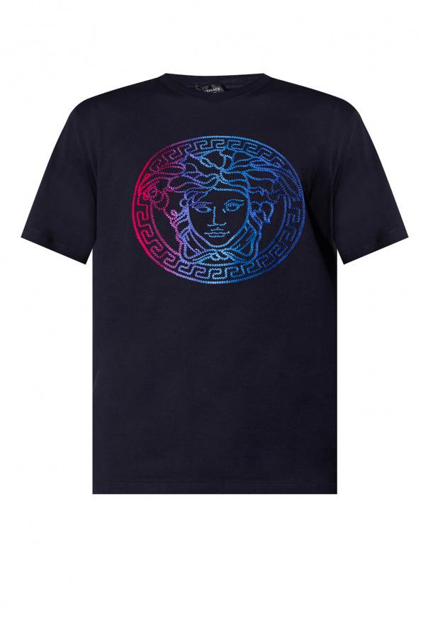 Versace Medusa head T-shirt