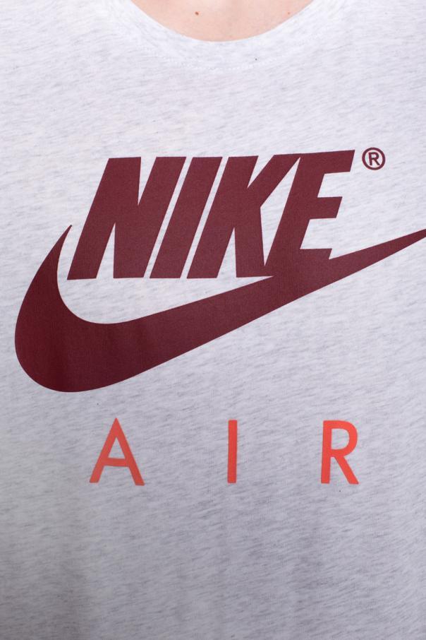 35a4cd5f Logo-printed T-shirt Nike - Vitkac shop online