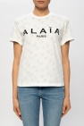 Alaia T-shirt with logo