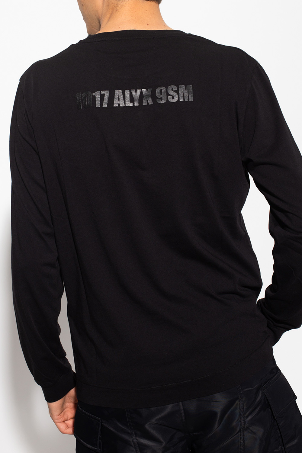 1017 ALYX 9SM T-shirt with long sleeves