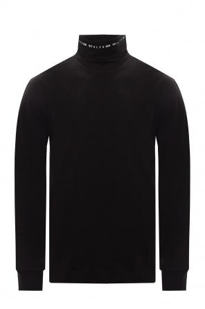 Logo turtleneck sweater od 1017 ALYX 9SM