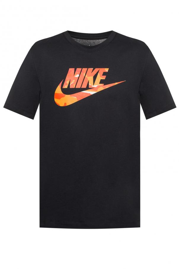 ada1766c3a7b05 T-shirt with a printed logo Nike - Vitkac shop online