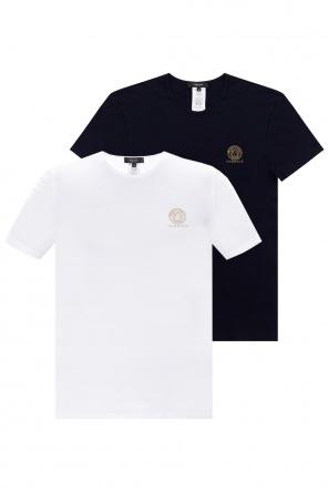 Logo t-shirt 2-pack od Versace